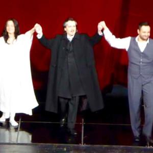 La Traviata, Deutsche Oper, Berlin 01/2015 | Aleksandra Kurzak (Violetta), Murat Karahan (Alfredo)