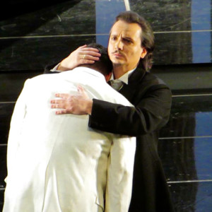 La Traviata, Deutsche Oper, Berlin 01/2015 | Murat Karahan (Alfredo)
