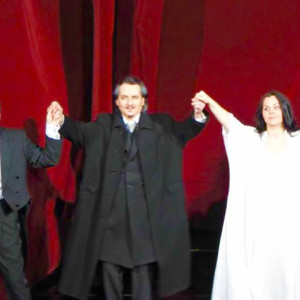 La Traviata, Deutsche Oper, Berlin 01/2015 | Maestro Ivan Repusic, Aleksandra Kurzak (Violetta)
