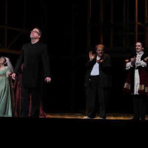 Falstaff, Oper Frankfurt, 02/2014 | Maestro Bertrand de Billy, Željko Lučić (Falstaff)