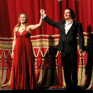 Onegin, Bayerische Staatsoper, München 01/2014 | Kristine Opolais (Tatiana)