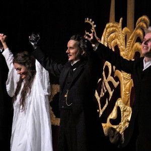 La Traviata, ROH Covent Garden, London 05/2014 | Stephen Costello (Alfredo), Ailyn Perez (Violetta), Maestro Dan Ettinger