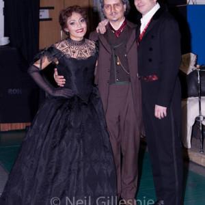 La Traviata, ROH Covent Garden, London 05/2014 | Ailyn Perez (Violetta), Stephen Costello (Alfredo)