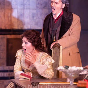 La Traviata, ROH Covent Garden, London 05/2014 | Ailyn Perez (Violetta)