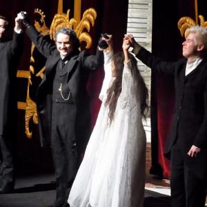 La Traviata, ROH Covent Garden, London 05/2014 | Stephen Costello (Alfredo), Ailyn Perez (Violetta), Maestro Dan Ettinger