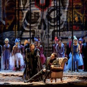 I Masnadieri, Teatro di San Carlo, Napoli 03/2012