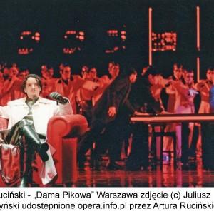 The Queen of Spades, Teatr Wielki - Opera Narodowa, Warszawa 12/2004