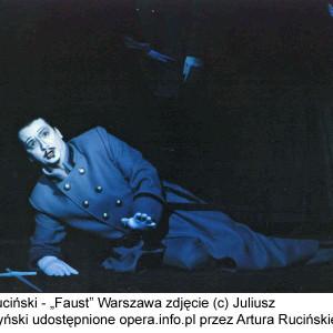Faust, Teatr Wielki - Opera Narodowa, Warszawa 10/2008