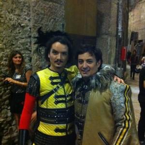 Romeo et Juliette, Arena di Verona, 07/2012 | Stefano Secco (Romeo)