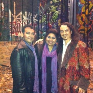 I Masnadieri, Teatro San Carlo, Napoli 03/2012 | Aquiles Machado (Carlo), Lurezia Garcia (Amalia)
