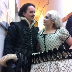 Il Trovatore, Theater an der Wien / Wiener Festwochen, 05/2013 | Carmen Giannatasio (Leonora)