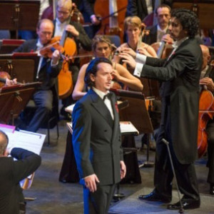 AIDS-Gala, Deutsche Oper, Berlin 11/2012 | Maestro Alain Altinoglu