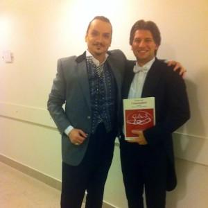 I Masnadieri, Teatro La Fenice, Venzia 01/2013 | Maestro Daniele Rustioni