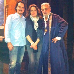 Simon Boccanegra, Teatro alla Scala, Milano 11/2014 | Tatiana Serjan, Placido Domingo