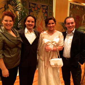 Il Trovatore, Salzburger Festspiele 18/08/2014 | Marie Nicole Lemieux, Anna Netrebko, Francesco Meli