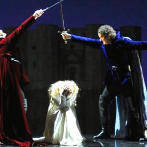 Il Trovatore, Teatro La Fenice Venezia, 09/2014 | Gregory Kunde (Manrico), Carmen Giannatasio (Leonora)