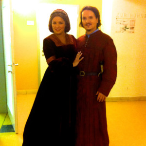 Il Trovatore, Salzburger Festspiele 18/08/2014 | Anna Netrebko (Leonora)